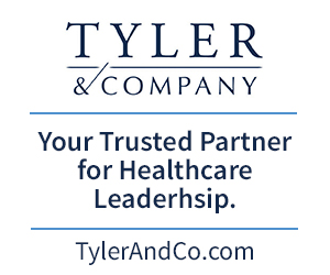 Tyler & Company Your Trusted Partner for Healthcare Leadership